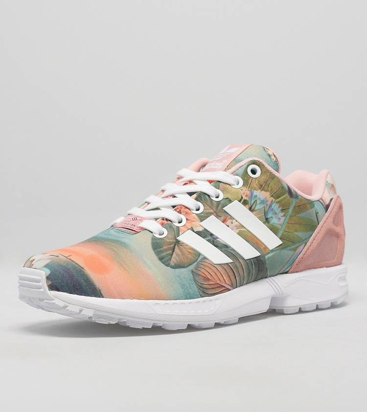 adidas Originals ZX Flux 'Farm Collection'