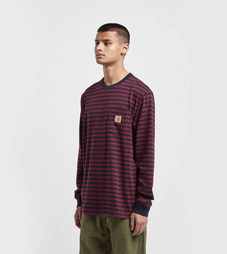 Carhartt WIP Haldon Pocket Long Sleeve T-shirt