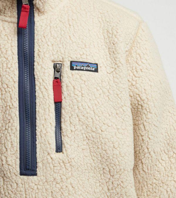 Patagonia Retro Half Zip Fleece