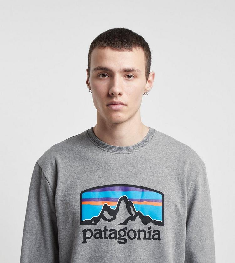 Patagonia Fitz Roy Crew Sweat