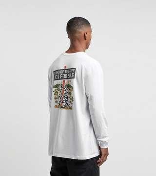size 40 37b4e 34b07 Patagonia Not For Sale Long Sleeve Responsibili-Tee T-Shirt