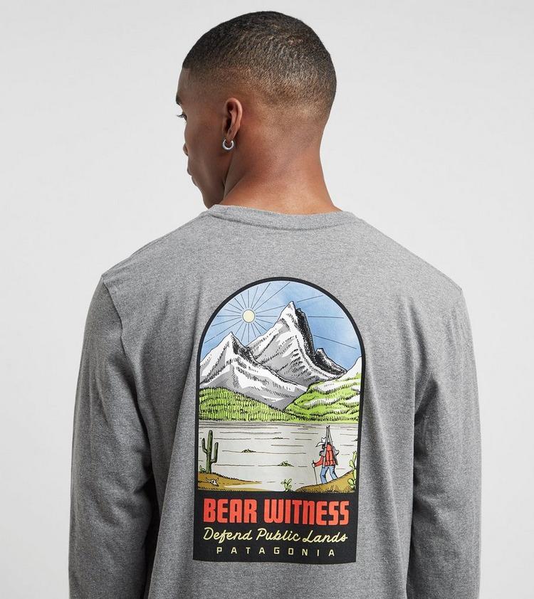 Patagonia See & Believe Responsibili-Tee Long Sleeve T-Shirt