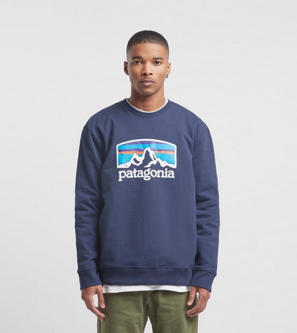 Patagonia Fitz Roy Crew Sweat