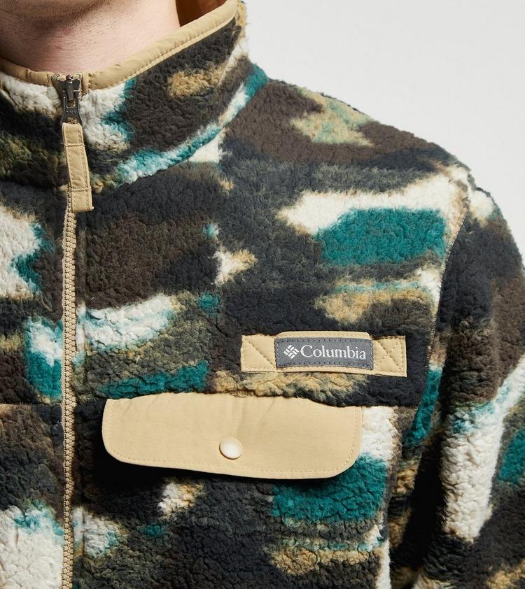 Columbia Mountainside Heavyweight Full-Zip Fleece