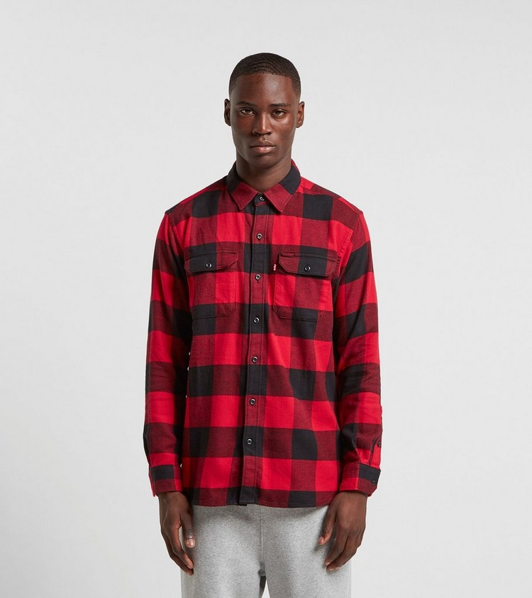 Levis Jackson Worker Shirt
