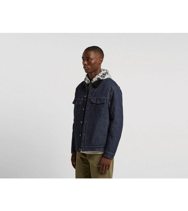 Levis Engineered Jeans Sherpa Trucker
