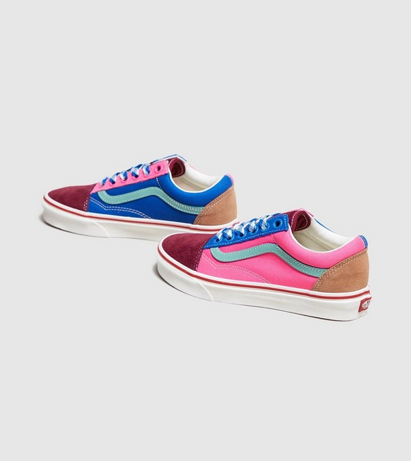 Vans Old Skool Frayed Laces Women's | Size?