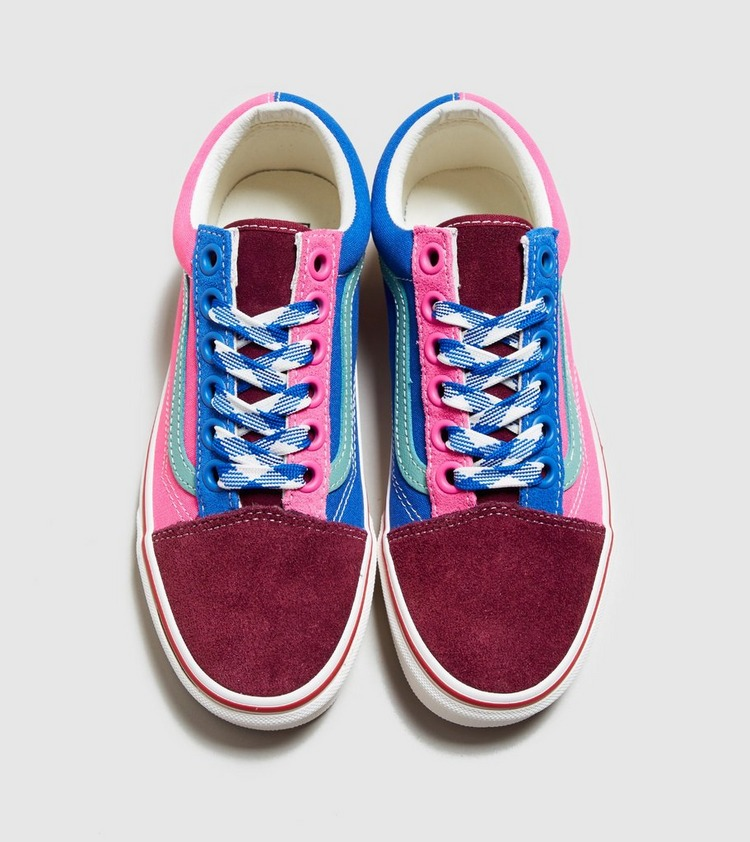 Vans Old Skool Frayed Laces Women's