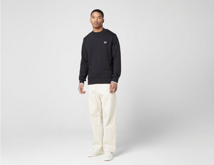 Fred Perry Crew Sweater
