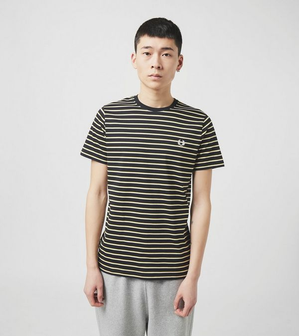 Fred Perry Striped T-Shirt - size? Exclusive