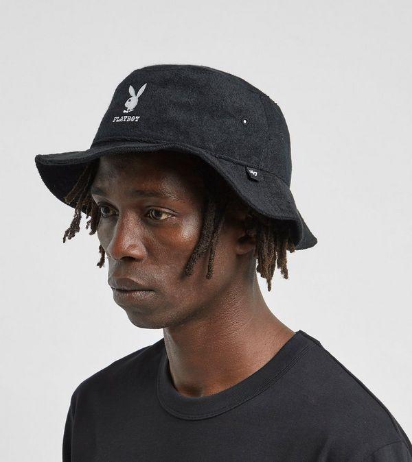 47 Brand x Playboy Towel Bucket Hat - size? Exclusive