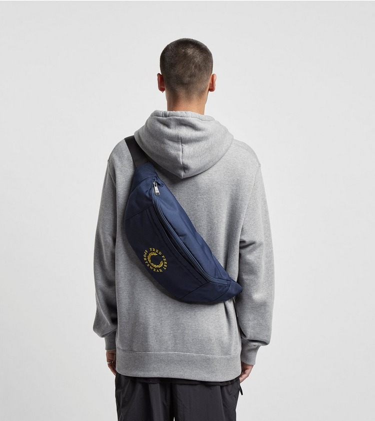 Fred Perry Global Bag - size? Exclusive