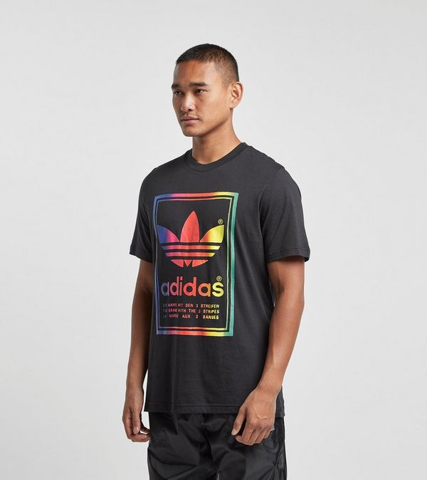 adidas Originals Vintage Rainbow T-Shirt
