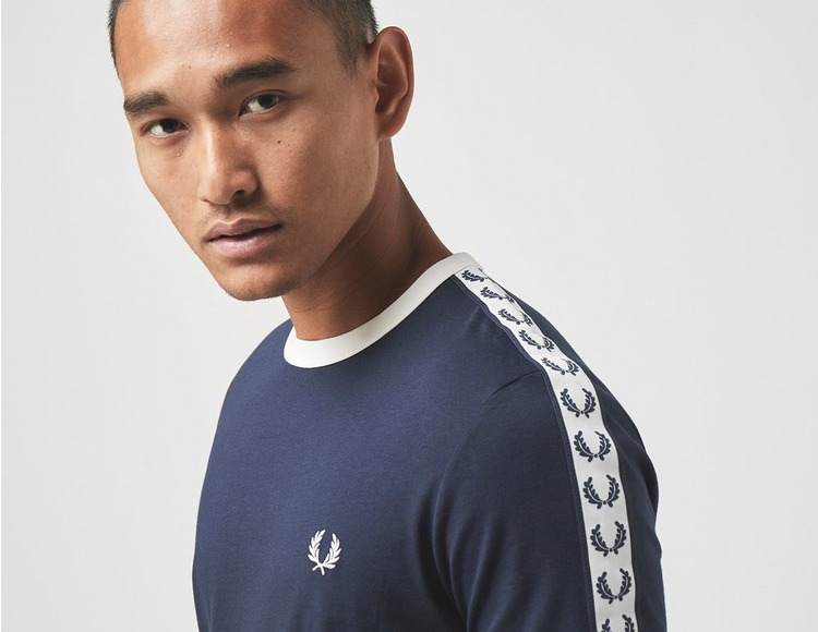 Fred Perry Maglietta Taped Ringer