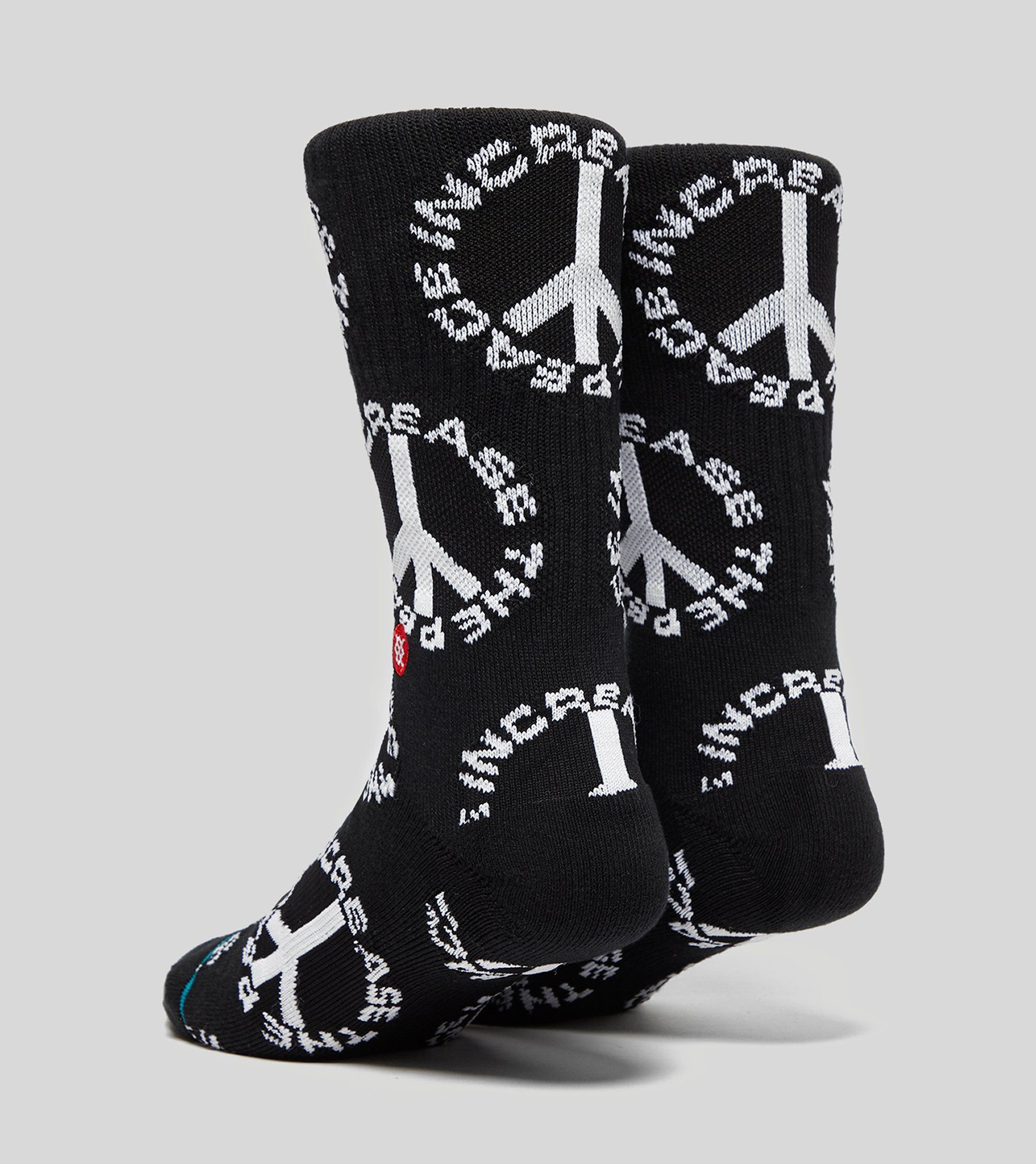 Stance Boyz N The Hood Increase The Peace Sock