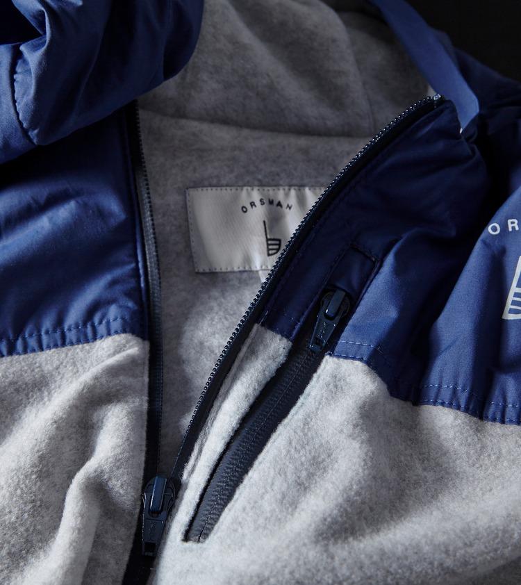 Orsman Quarter Fleece Jacket