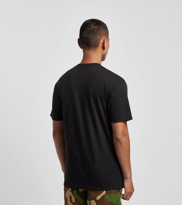 HUF Panthera Box Logo T-shirt