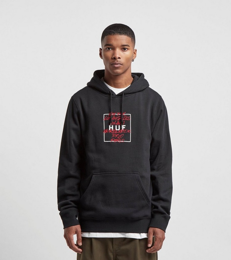 HUF Takeover Hoodie