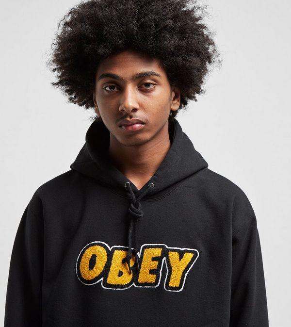 Obey Jumble Hoodie