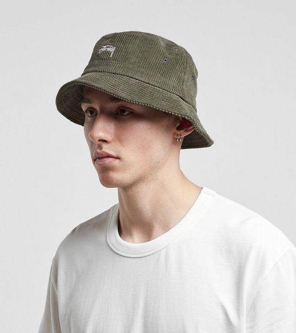 Stussy Cord Bucket Hat