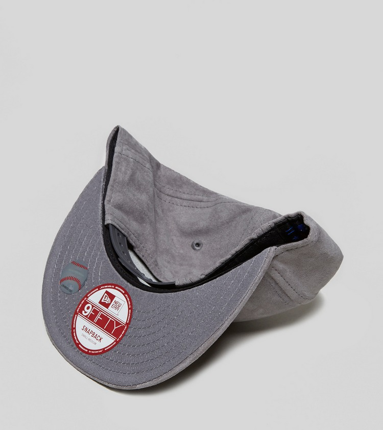 New Era Cubs Faux Suede Snapback - size? exclusive