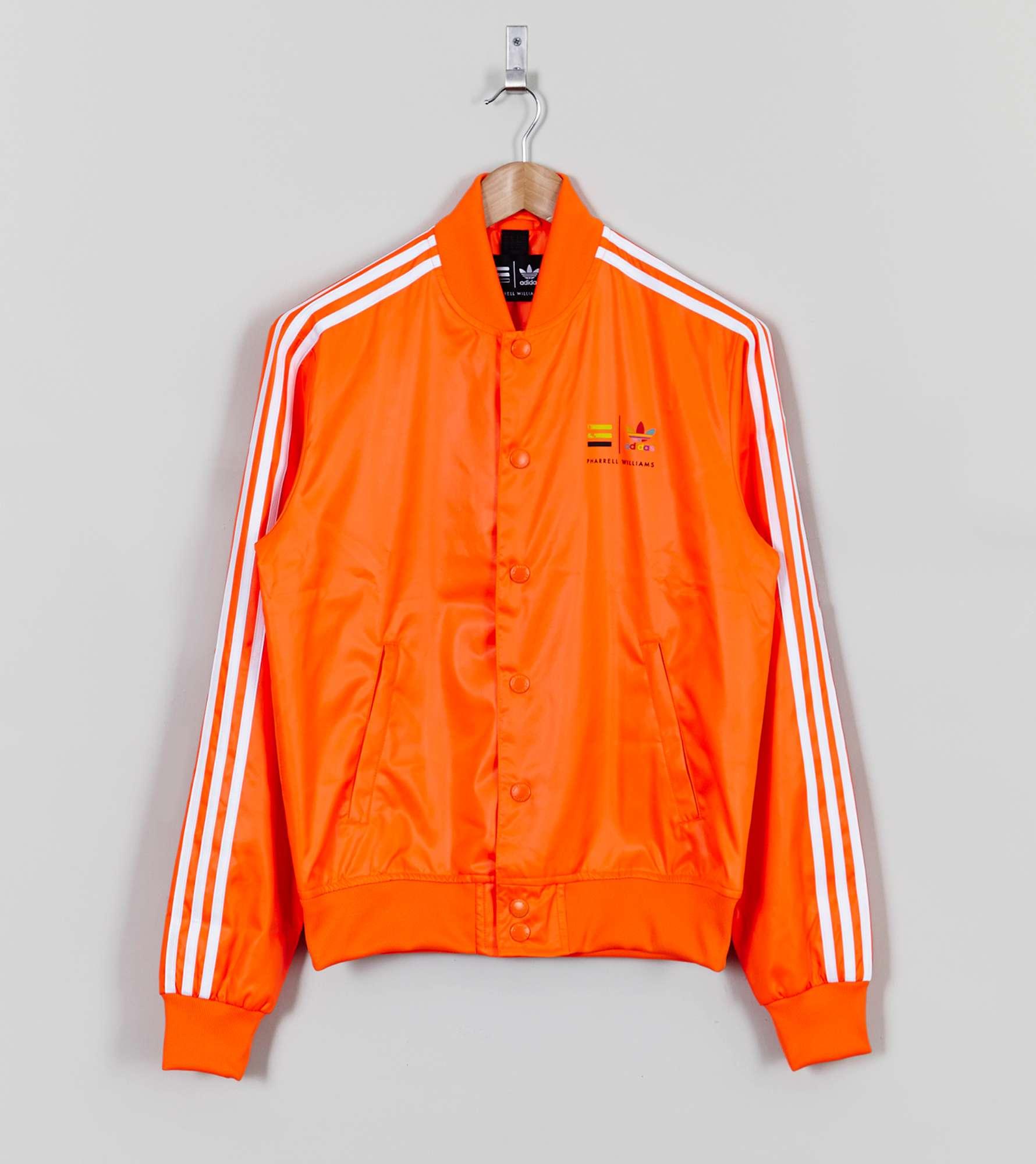 adidas Originals x Pharrell Williams Track Jacket | Size?