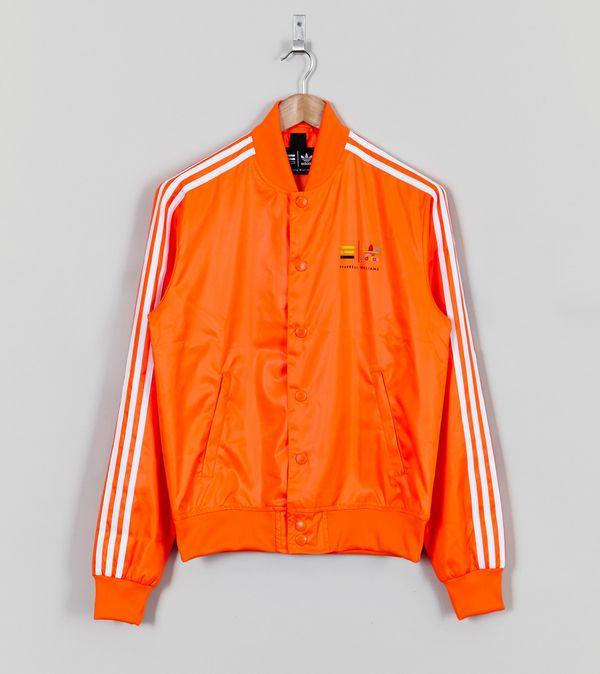 60f5530533e9a adidas Originals x Pharrell Williams Track Jacket