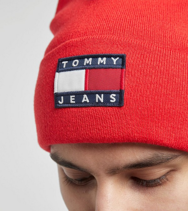 Tommy Jeans Badge Logo Beanie