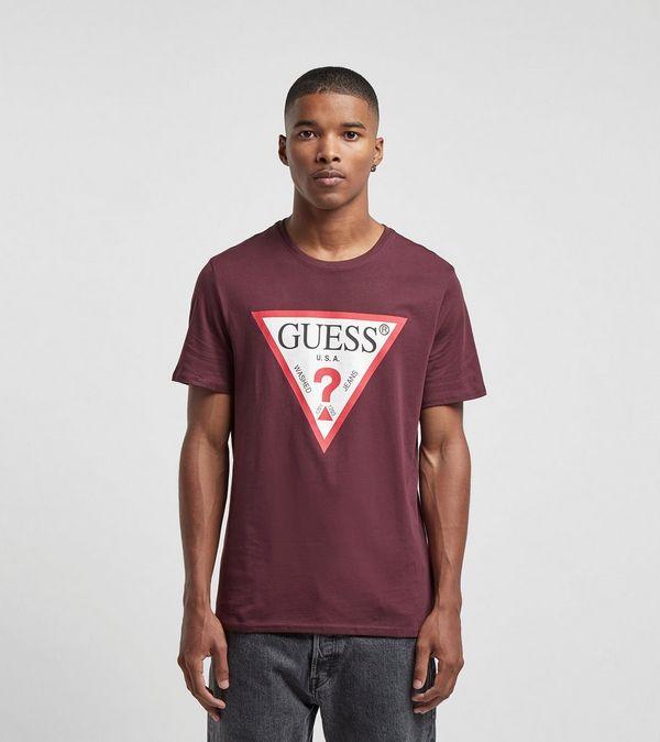 Guess Traingle Logo T-Shirt