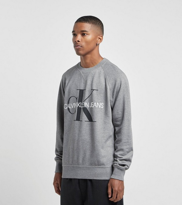 Calvin Klein Jeans Monogram Logo Sweatshirt