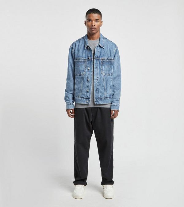 Calvin Klein Jeans Oversized Denim Trucker Jacket