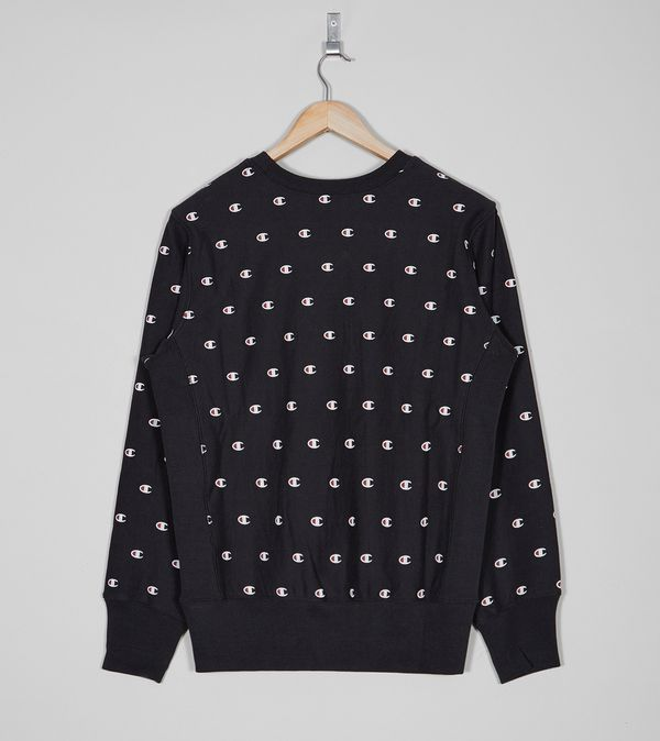5a7a784ce Champion All Over Print C Sweatshirt | Size?
