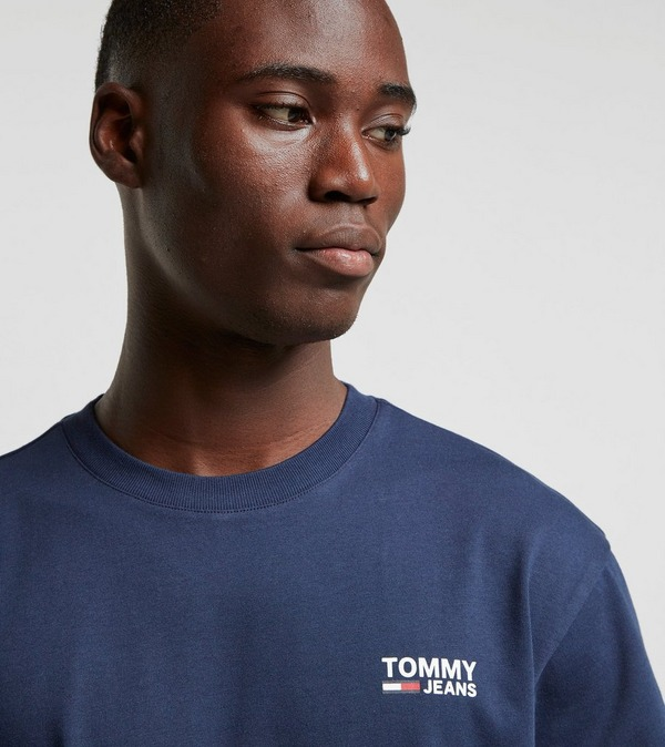 Tommy Jeans Chest Logo T Shirt   Size?