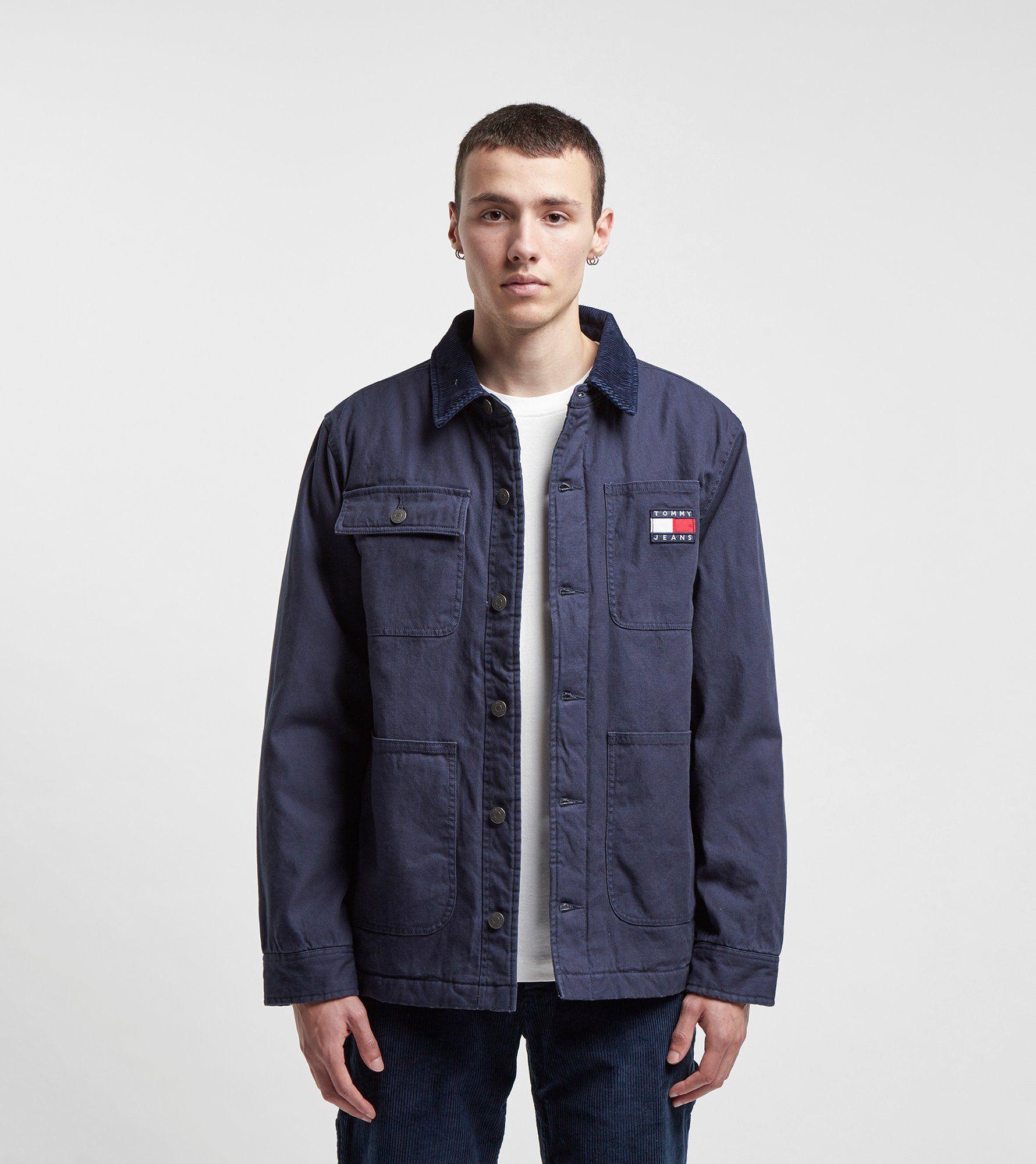 Tommy Jeans Workwear Jacket by Tommy Jeans
