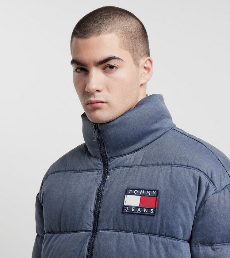 Tommy Jeans Wash Cotton Padded Jacket