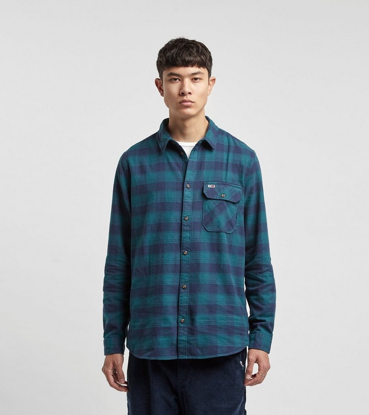 Tommy Jeans Flannel Check Shirt