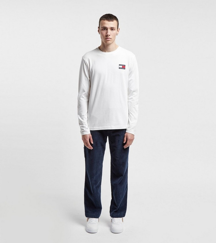 Tommy Jeans Badge Long Sleeve T-Shirt
