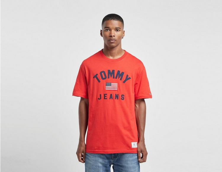 Tommy Jeans American Flag T-Shirt
