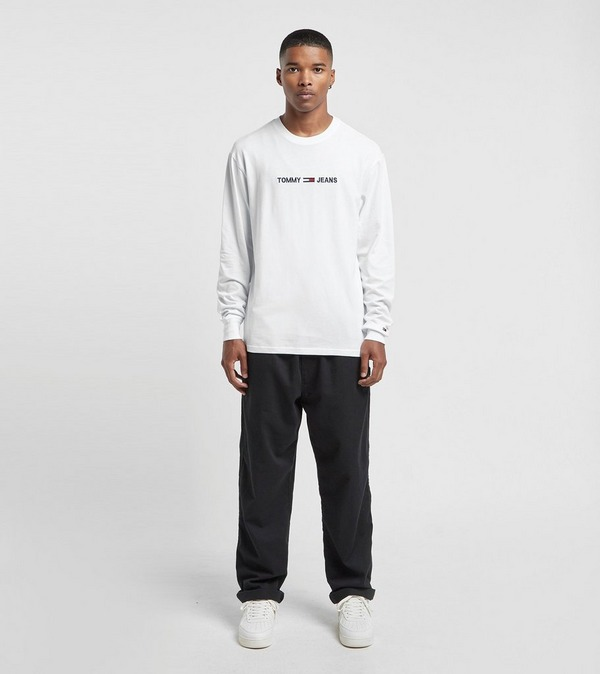 Tommy Jeans Small Logo Long Sleeve T-Shirt