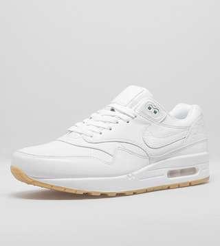 Nike Air Max 1 Premium 'White & Gum Pack' | Size?