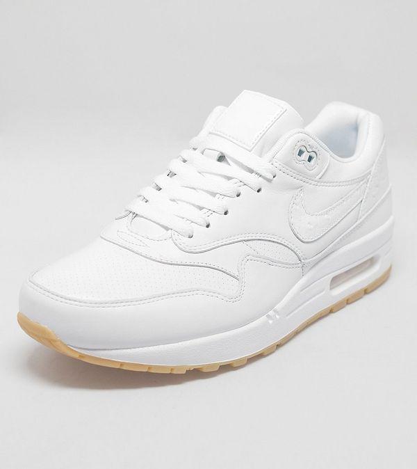 brand new 8d113 5c37d Nike Air Max 1 Premium  White   Gum ...