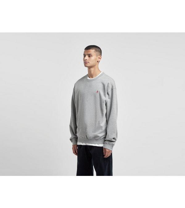 Gramicci Fleece Crew Neck Sweatshirt