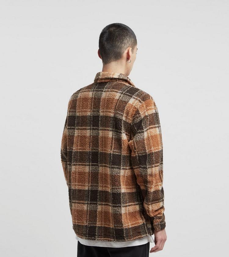 Pleasures Sherbert Zip Overshirt