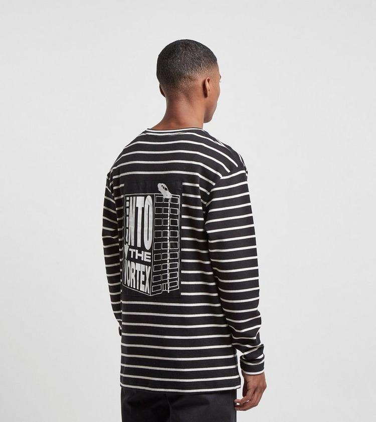 PLEASURES Vortex Long Sleeve T-Shirt