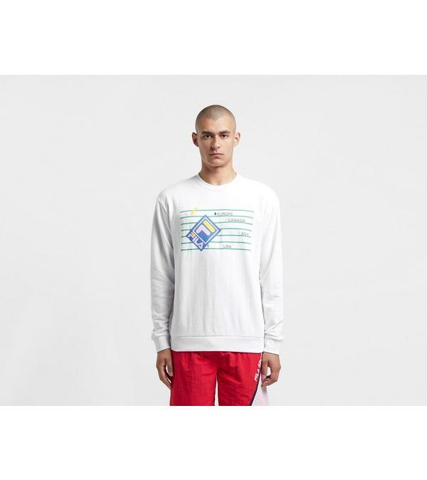 Fila Lewis Crew Sweatshirt