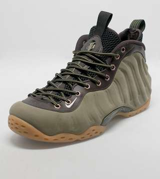 brand new 6d55a 3565c Nike Air Foamposite One Premium 'Olive' | Size?