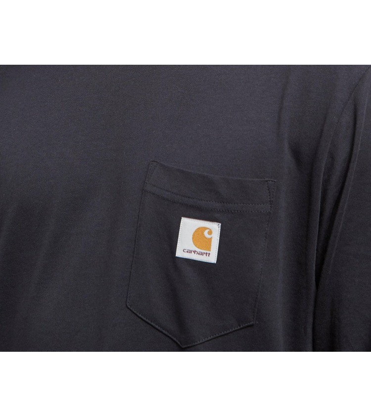 Carhartt WIP Long-Sleeved Pocket T-Shirt
