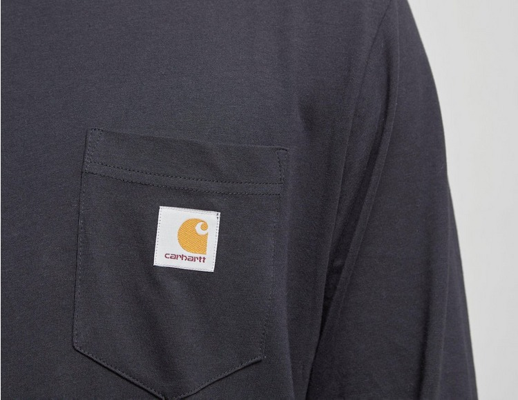 Carhartt WIP Langarm Pocket T-Shirt