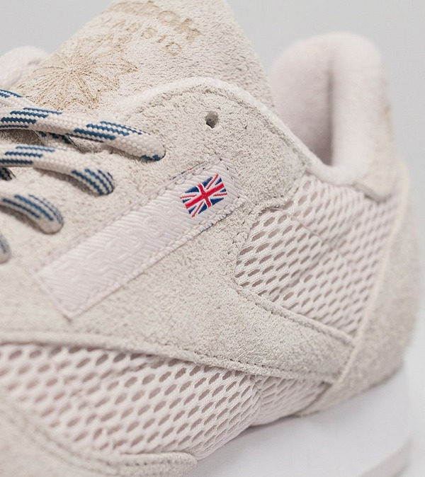 Reebok Classic Leather 'Teasle Suede' size? exclusive   Size?