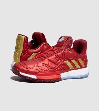 sports shoes 35ba6 67179 adidas x Marvel Harden V3 'Iron Man' | Size?